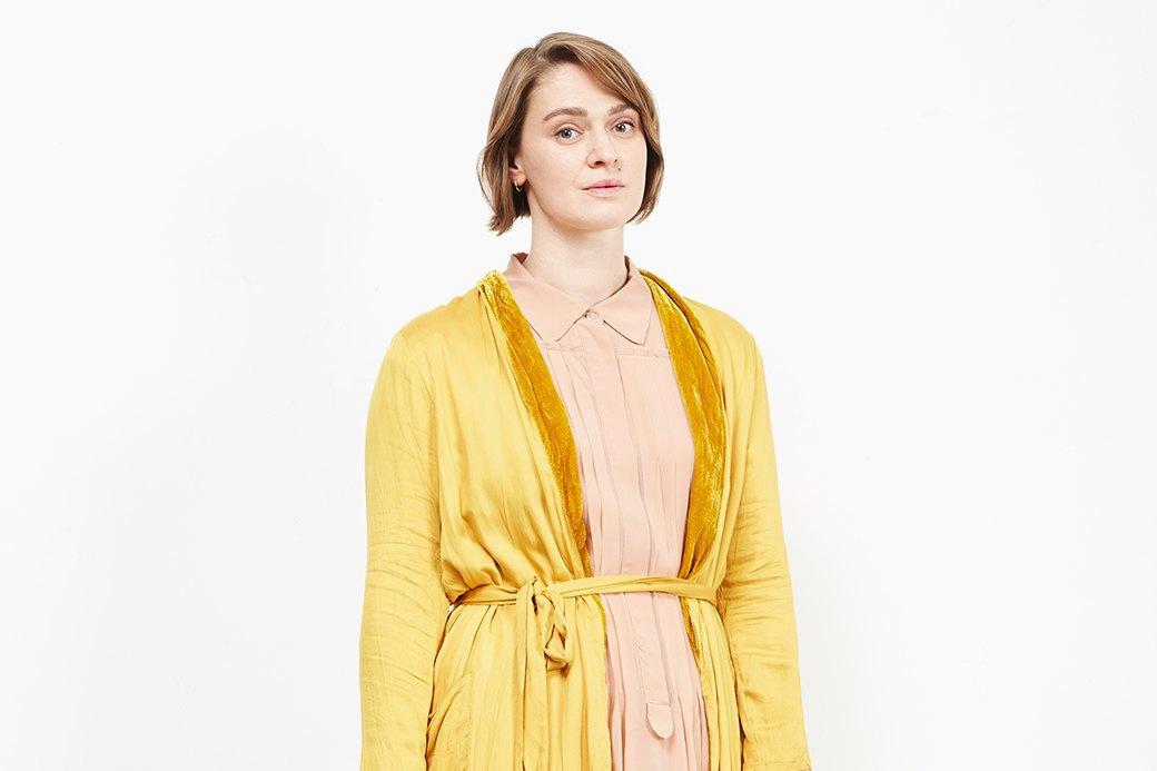 Директор моды Esquire Екатерина Павелко  о любимых нарядах . Изображение № 1.