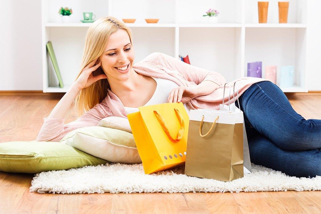 Поход по магазинам —способ решить любую проблему. Изображение № 12.