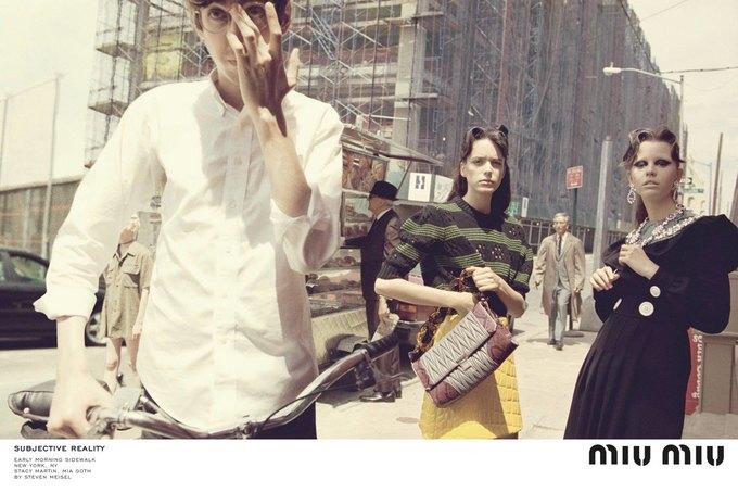 В ролике Miu Miu снялись звезды «Нимфоманки» . Изображение № 3.