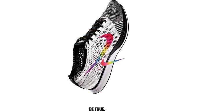 Nike и Converse представили коллекции  в поддержку ЛГБТ. Изображение № 8.
