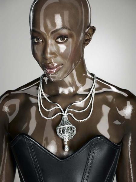 Тёмные силы: 10 чернокожих моделей. Изображение № 18.