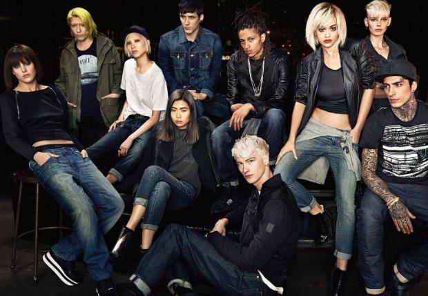 У DKNY вышла рекламная кампания с «настоящими нью-йоркцами». Изображение № 12.
