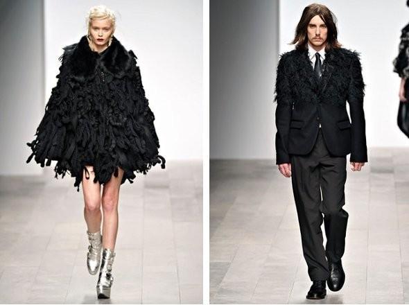 Показы на London Fashion Week AW 2011: день 2. Изображение № 12.