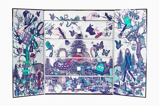 Зима близко: Самые красивые адвент-календари с косметикой. Изображение № 2.
