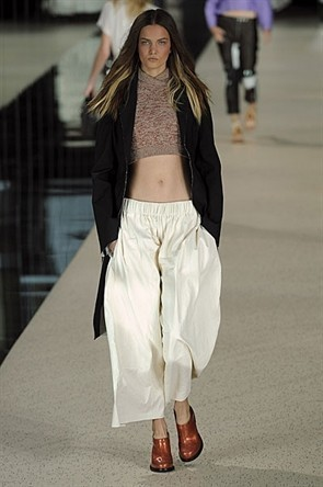 London Fashion Week: Topshop Unique, Acne и Marios Shwab. Изображение № 22.