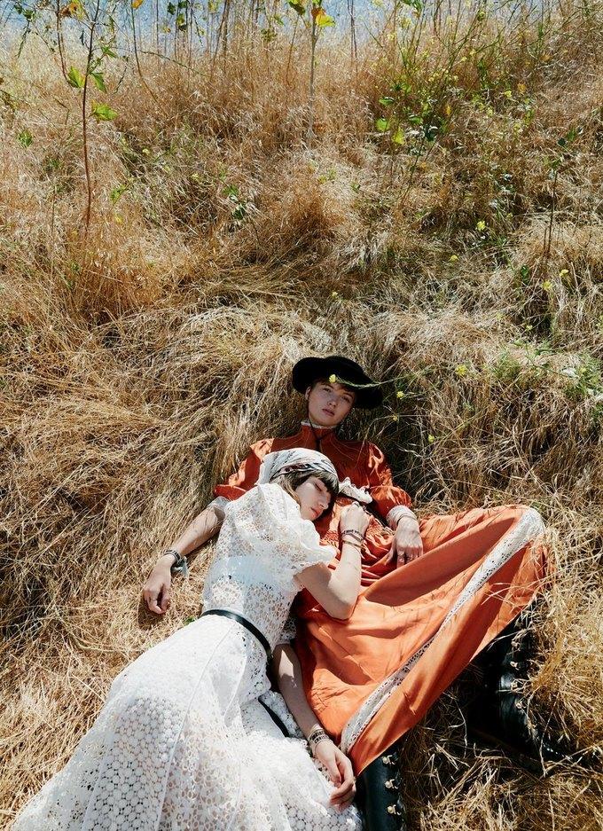 Калифорнийские просторы и ковбойские мотивы  в кампании Dior. Изображение № 1.
