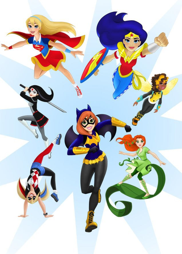 DC запускают линейку комиксов для девочек 6–12 лет. Изображение № 1.