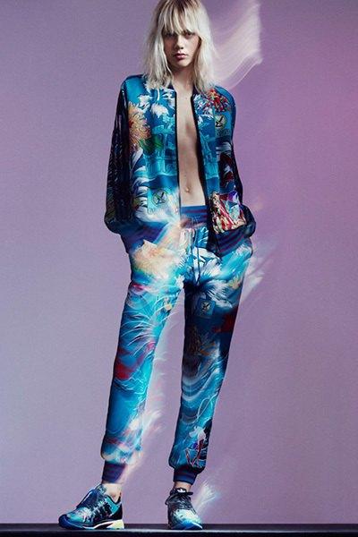 Вторая коллекция Мэри Катранзу для adidas Originals. Изображение № 7.