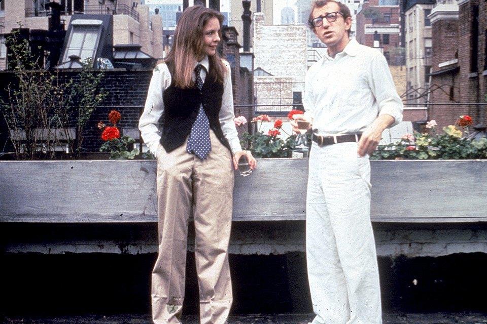 Широкие брюки в осенне-зимних коллекциях. Изображение № 2.