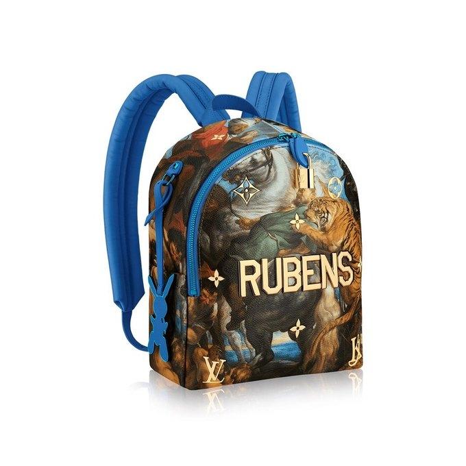 Джефф Кунс создал коллекцию сумок для Louis Vuitton. Изображение № 3.