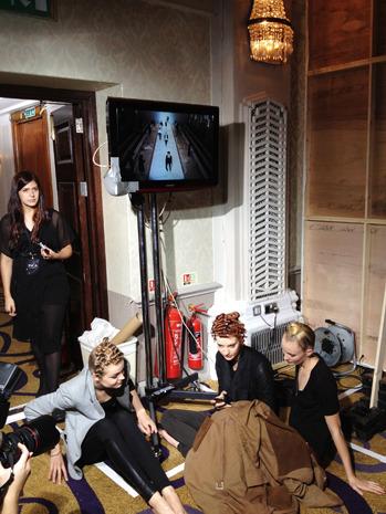 Дневник модели: Ирина Николаева о своем первом опыте на Лондонской неделе моды. Изображение № 8.