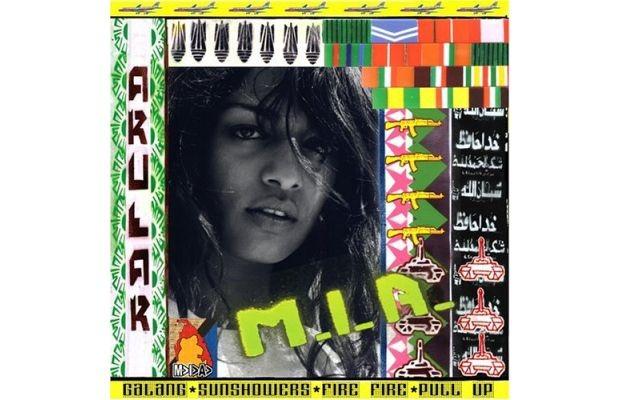 M.I.A. выпустила арт-альбом со своими работами. Изображение № 7.
