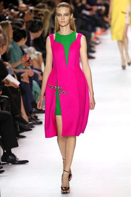 Christian Dior F/W 2014/15. Изображение № 9.