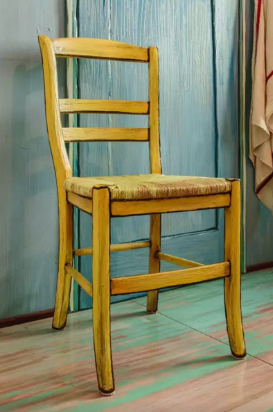 На Airbnb теперь можно арендовать копию комнаты Ван Гога. Изображение № 5.
