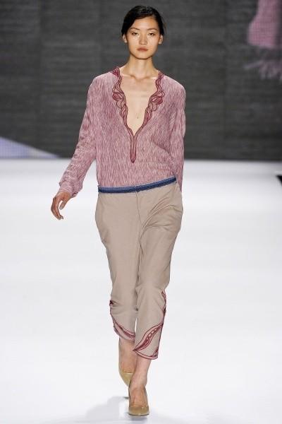 Новые лица: Лина Чжан, модель. Изображение № 56.