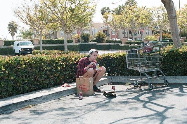 Калифорния  на кабриолете и скейте  за 21 день. Изображение № 6.