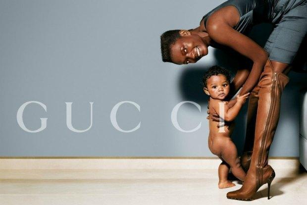 Рекламная кампания Gucci осень-зима — 2003/2004 . Изображение № 28.
