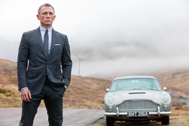 """«007: Координаты """"Скайфолл""""»: Дэниел Крэйг о новом Джеймсе Бонде. Изображение № 4."""