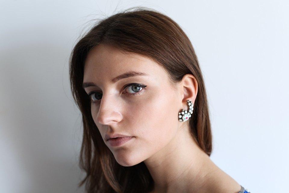 Гардероб: Катя Бутко, блогер и создатель  винтажного магазина. Изображение № 13.