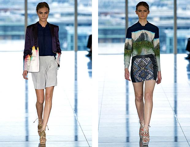 Неделя моды в Лондоне: Показы Acne, Mary Katrantzou, Vivienne Westwood и Philip Treacy. Изображение № 63.