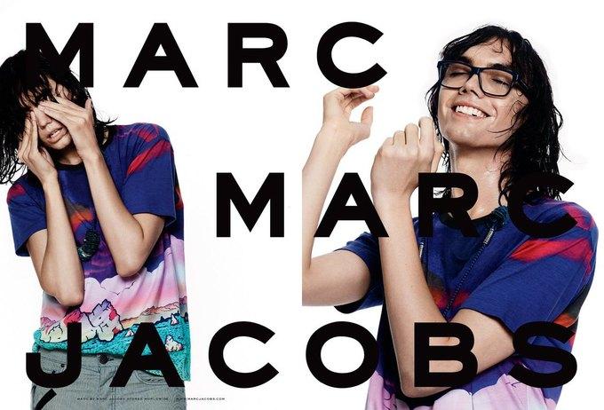 Marc by Marc Jacobs опять нашли моделей в соцсетях. Изображение № 9.