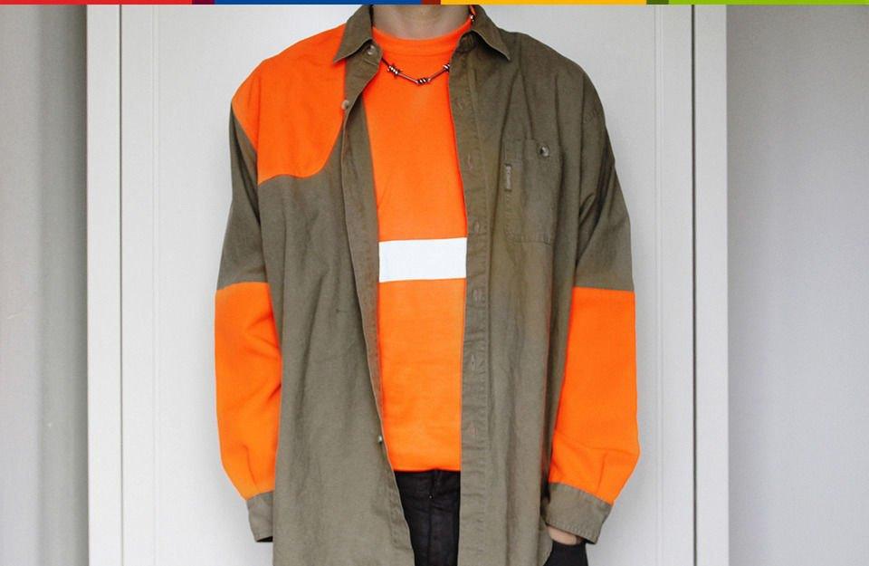 Война и мир: Студент Saint Martins о своей коллекции милитари-одежды. Изображение № 21.