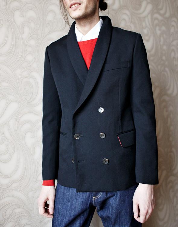 Гардероб: Андрей Толстов, модель, сотрудник магазина «КМ20». Изображение № 52.