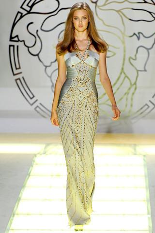 Milan Fashion Week: показ Versace SS 2012. Изображение № 37.