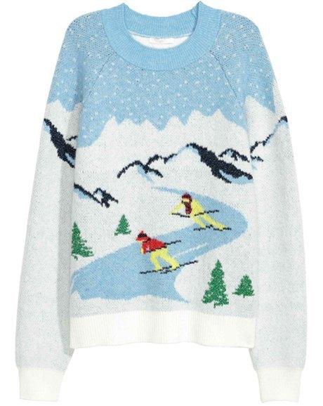 «Уродливые» свитера для Нового года: От простых до роскошных. Изображение № 9.