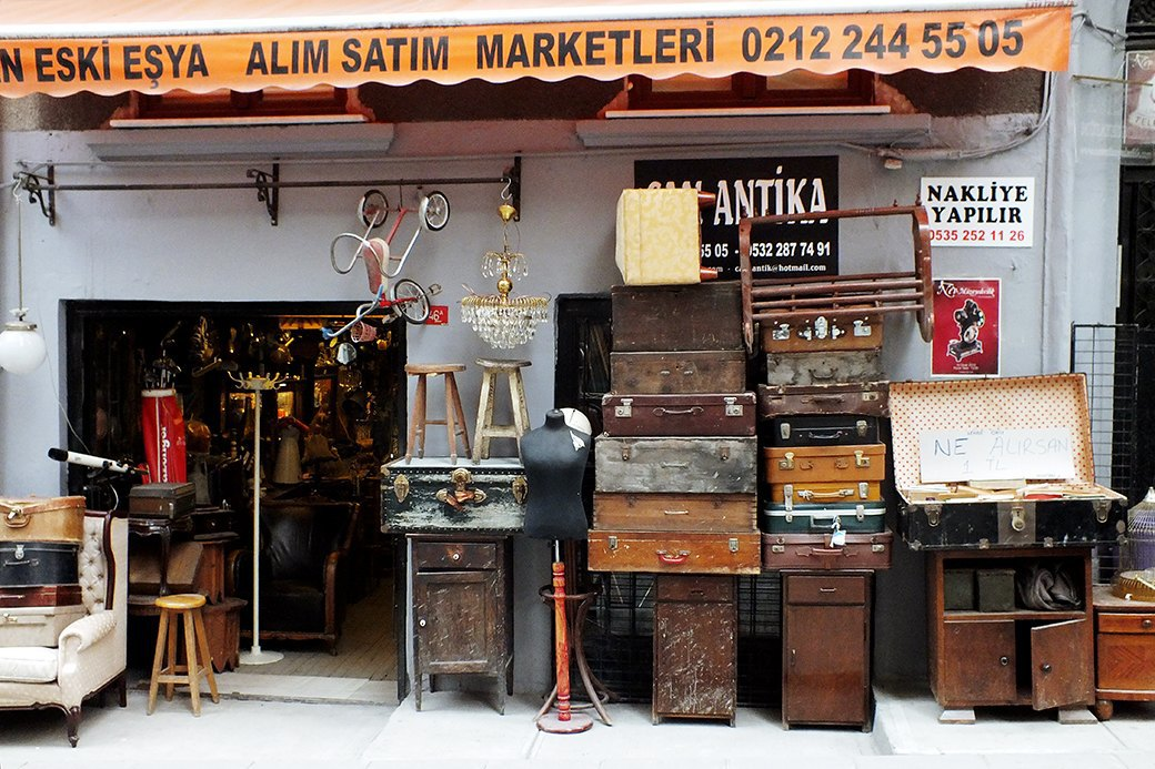 Как я бросила все  и переехала жить  в Стамбул . Изображение № 4.
