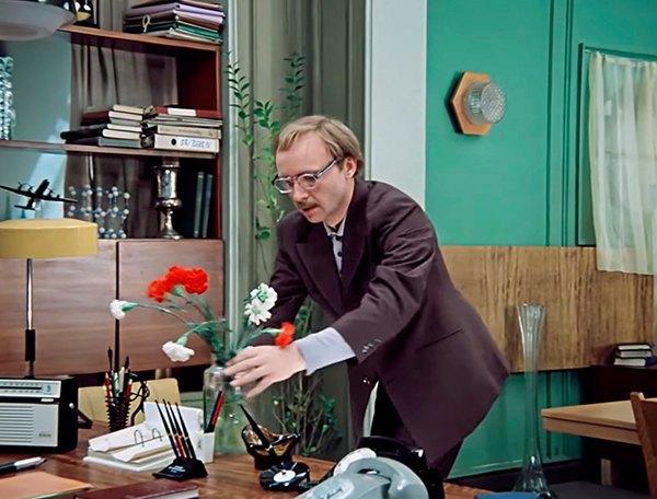 Великий фильм о любви:  «Служебный роман» Эльдара Рязанова. Изображение № 3.