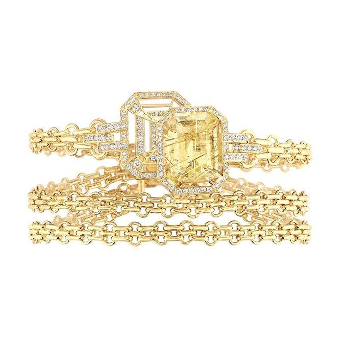 Кира Найтли снялась  в рекламе ювелирной коллекции Chanel. Изображение № 12.