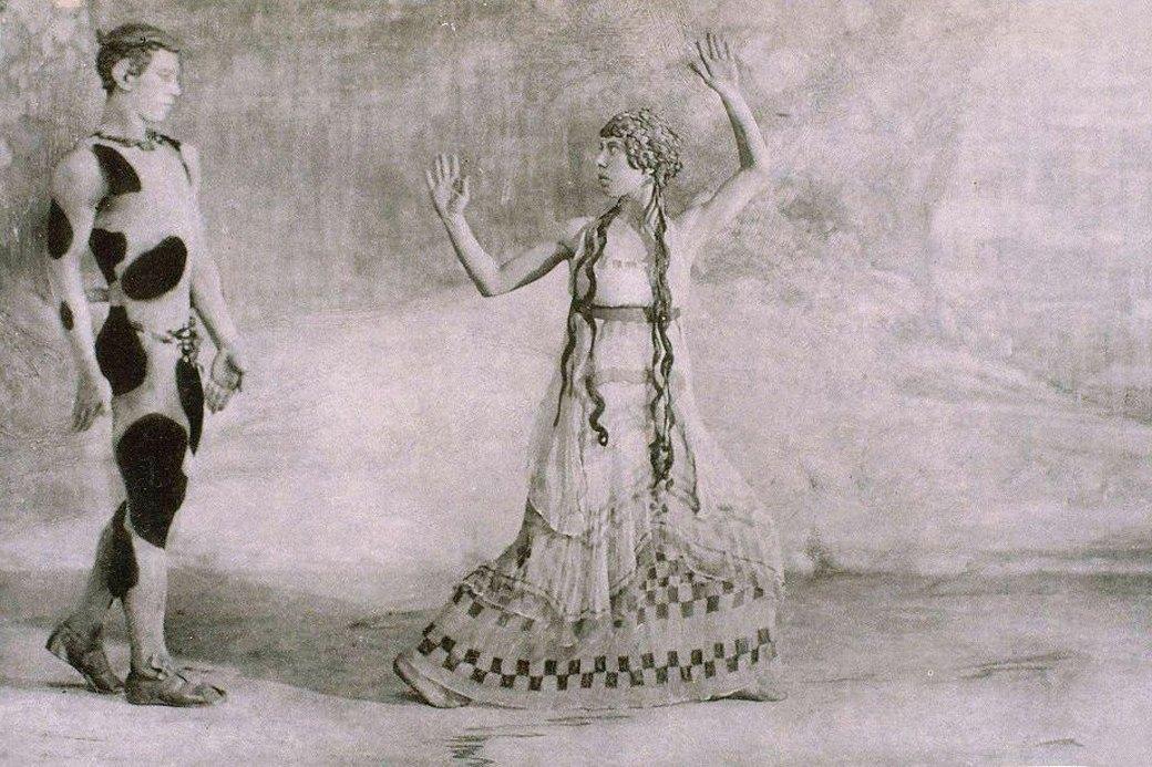 Царь в колготках:  6 «аморальных» постановок в истории балета. Изображение № 2.