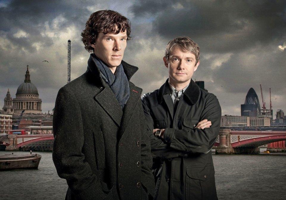 Почему нужно  смотреть «Шерлока» прямо сейчас. Изображение № 2.