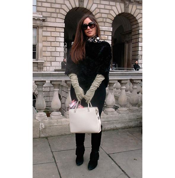 London Fashion Week: день первый — луки. Изображение № 9.