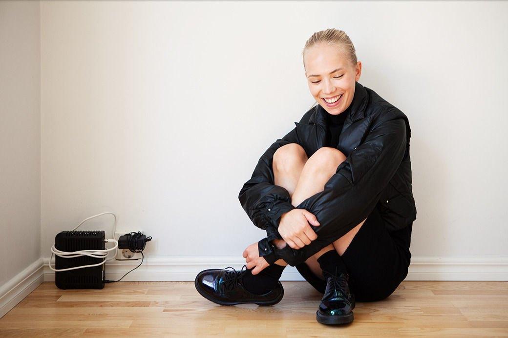 Анна Песонен, младший редактор моды финского журнала SSAW. Изображение № 1.