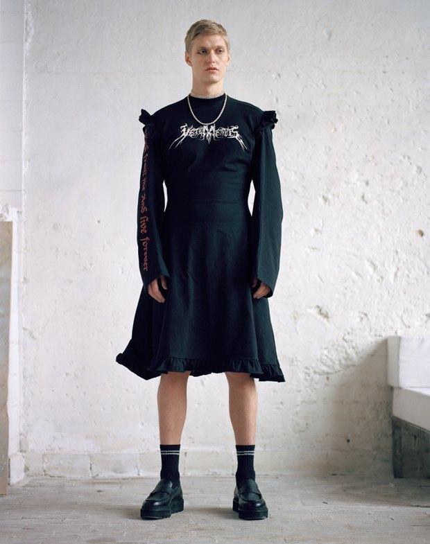 Masculin Féminin: Мужчины о праве носить женскую одежду. Изображение № 3.