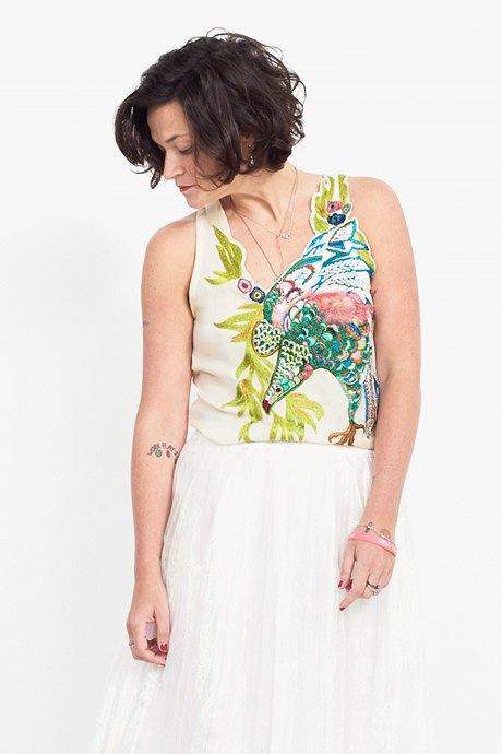 Руководительница Trend Island Катя Ножкина о любимых нарядах. Изображение № 3.