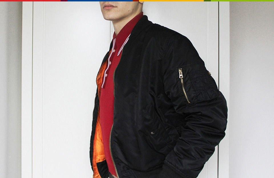 Война и мир: Студент Saint Martins о своей коллекции милитари-одежды. Изображение № 5.