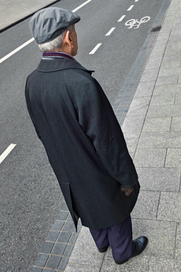 «Проект Я»:  Безвестные  пожилые горожане. Изображение № 8.