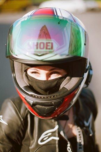 Я и друг мой мотоцикл: Девушки о мотоспорте  и своих байках. Изображение № 31.