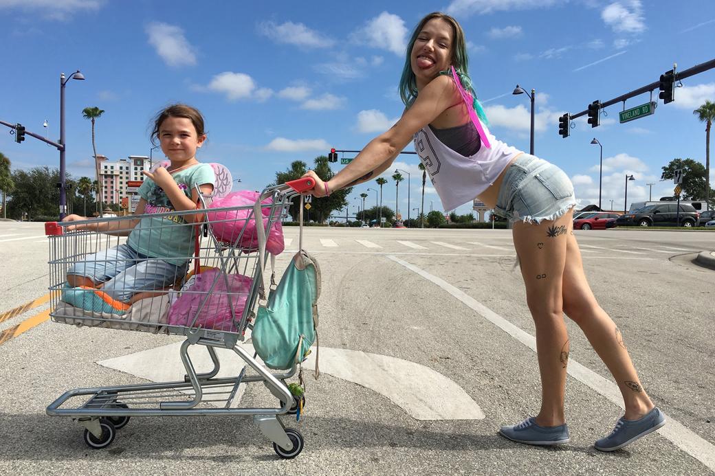"""«Проект """"Флорида""""»: Фильм Шона Бейкера о трудном детстве и побеге  от реальности. Изображение № 1."""