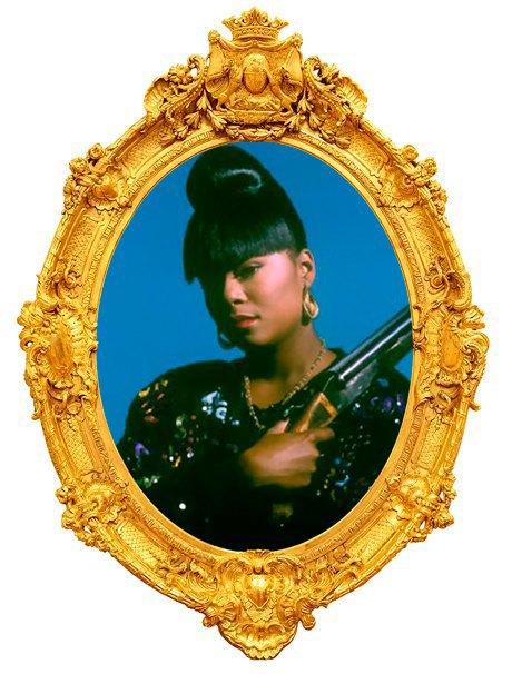 Неистовый респект: Женщины в хип-хопе,  часть I . Изображение № 4.