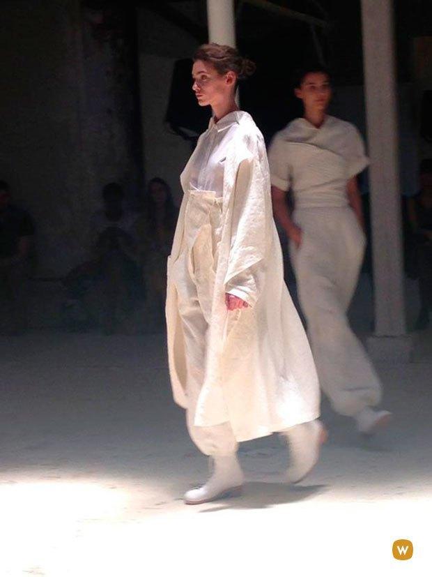 Прямой репортаж  с Paris Fashion Week:  День 1. Изображение № 9.