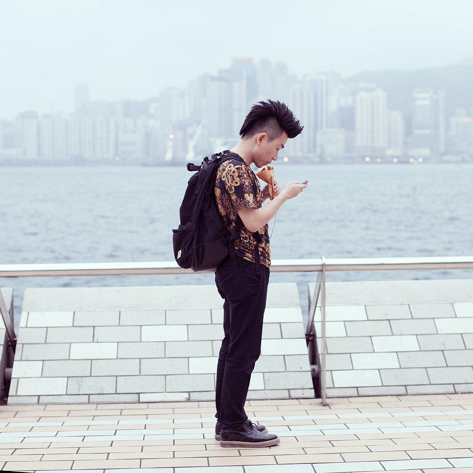 «Self Promenade»: Любители селфи в Гонконге. Изображение № 3.