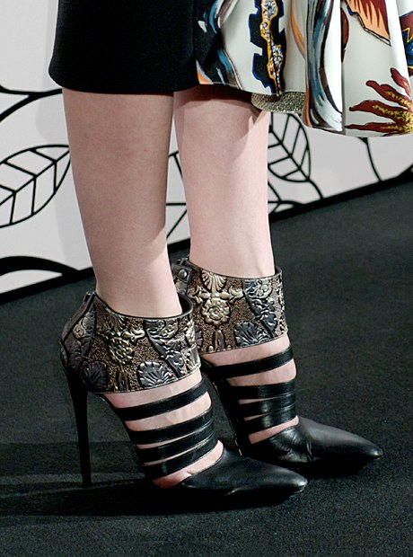 Ванесса Трейна, модель и стилист. Изображение №11.