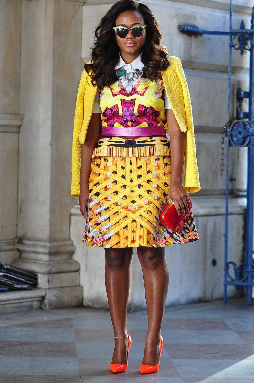 Неделя моды в Лондоне,  часть II. Изображение № 3.