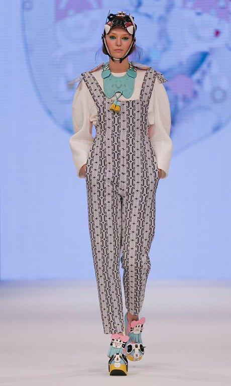 Минджу Ким, фэшн-дизайнер и победитель премии H&M. Изображение № 10.