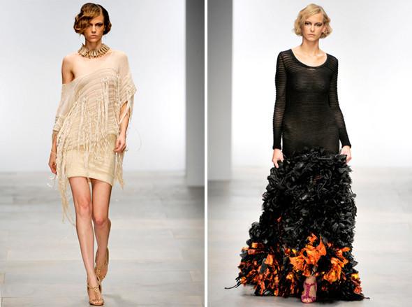 Показы на London Fashion Week SS 2012: День 4. Изображение № 7.