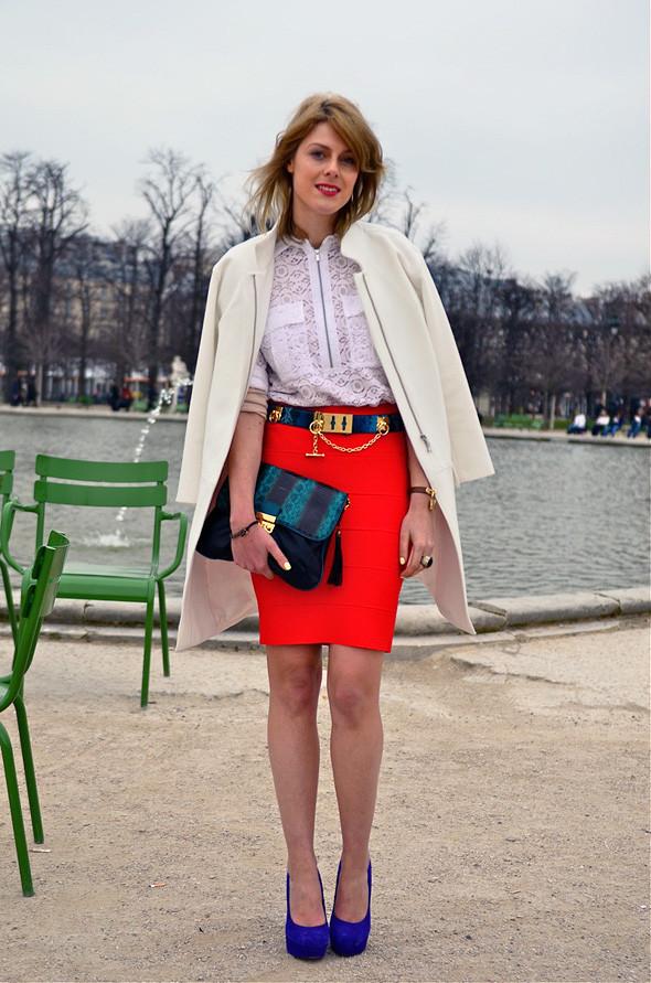 Неделя моды в Париже: Streetstyle. Изображение № 25.